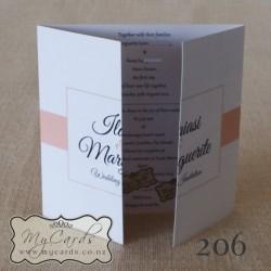 Gatefold - MyCards Wedding Invitations
