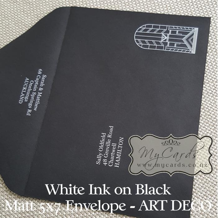 Envelopes - MyCards Wedding Invitations