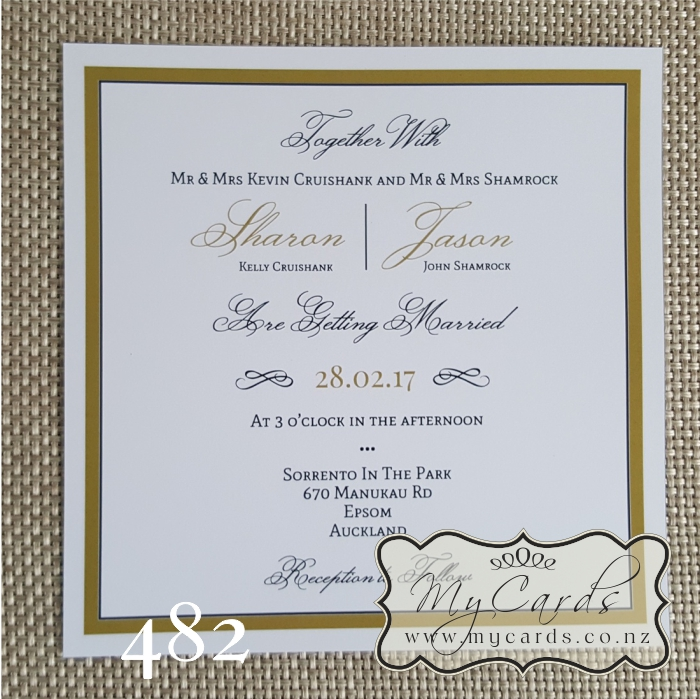 Do It Yourself Wedding Invitations is perfect invitations sample