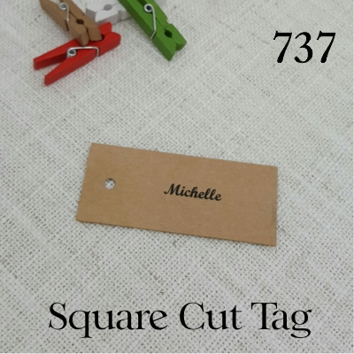 Wedding Gift Tags Nz : ... Name Tag for Wedding Gifts Square Cut Kraft mycards auckland nz 737