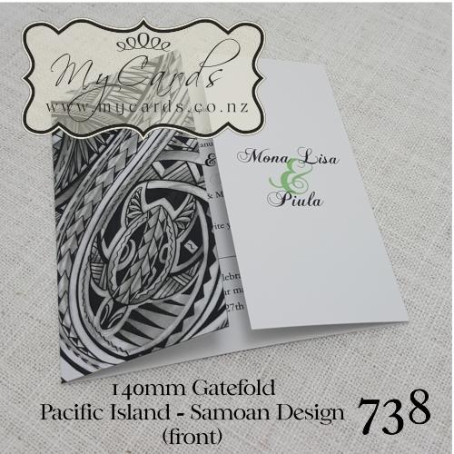 Pacific island samoan wedding invitation design 738 mycards akld zoom stopboris Choice Image