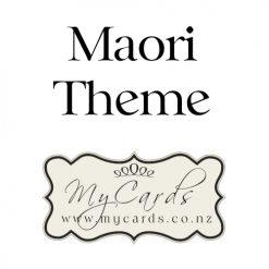 Maori Themed