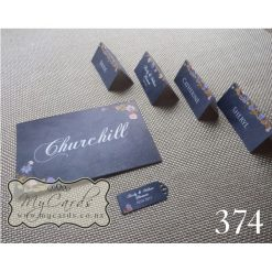 Blackboard Wedding Invitations Placecards Tags Table Cards Auckland NZ