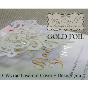 gold-foil-wedding-invitation-with-lasercut-cover-cw5190-709-mycards-auckland-nz