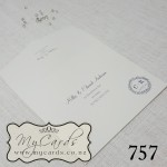 envelopes printed wreath blue pink blush square wedding invitation mycards auckland new zealand 757