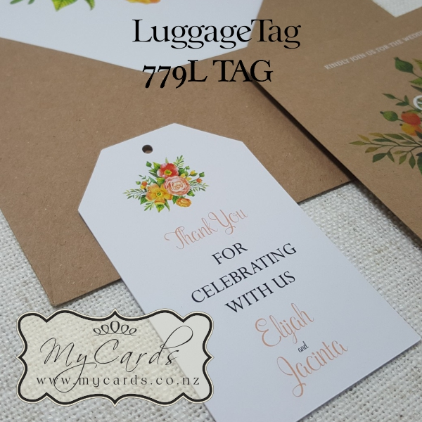 Wedding Gifts Auckland: MyCards Wedding Invitations
