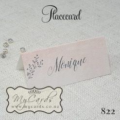 Placecards Printed