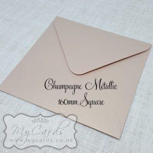 160mm Square Envelopes