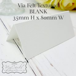 Placecards Blank